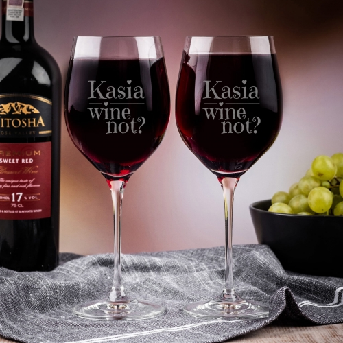 Kieliszki Do Wina Wine Not?